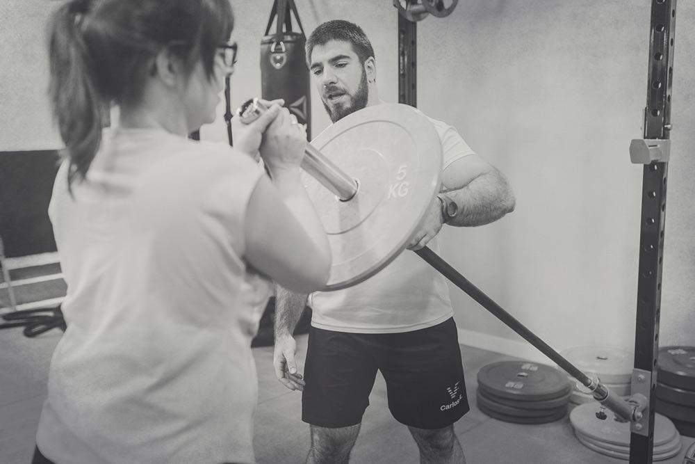 Vibra Entrenamiento Personal - Perder peso